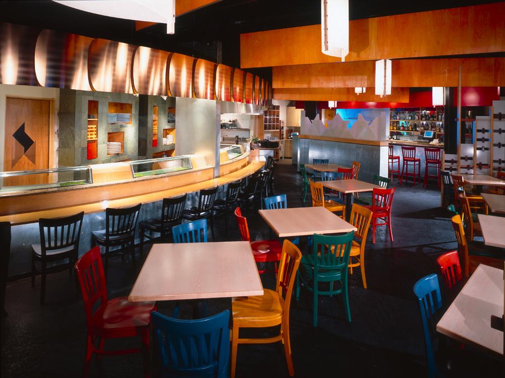 Japanese Restaurant Built New Norwalk Conn Liggett